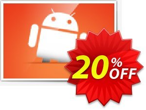 Get Data Recovery Software for Android 20% OFF coupon code