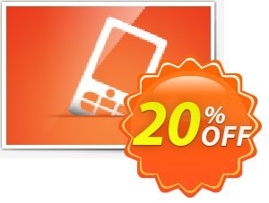 Get Data Recovery Software for Mobile Phone 20% OFF coupon code