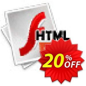 Recool SWF to HTML5 Converter Coupon, discount . Promotion:
