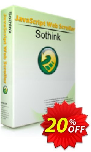Sothink Javascript Web Scroller Coupon, discount Sothink Javascript Web Scroller excellent sales code 2019. Promotion: excellent sales code of Sothink Javascript Web Scroller 2019