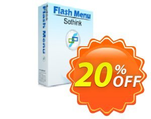 Sothink Flash Menu 優惠券,折扣碼 Sothink Flash Menu impressive deals code 2020,促銷代碼: impressive deals code of Sothink Flash Menu 2020
