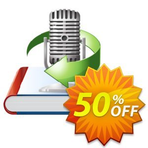 Ondesoft AudioBook Converter For Mac Coupon, discount 50off. Promotion: impressive discount code of Ondesoft AudioBook Converter For Mac 2019