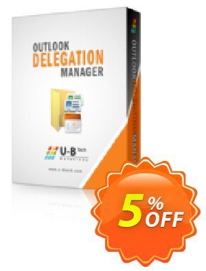 Outlook Delegation Manager - Enterprise Edition discount coupon Outlook Delegation Manager - fearsome offer code of Outlook Delegation Manager - Enterprise Edition 2020