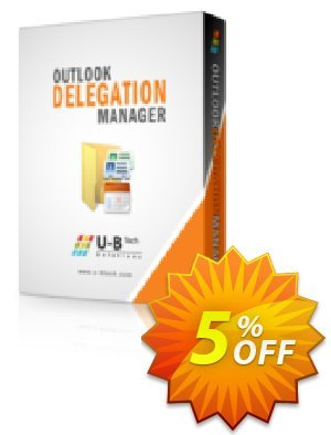 Outlook Delegation Manager - Lite Edition discount coupon Outlook Delegation Manager - dreaded discount code of Outlook Delegation Manager - Lite Edition 2020