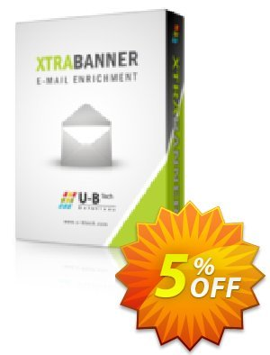 XTRABANNER 400 User Licenses Coupon, discount XTRABANNER Launch. Promotion: wondrous discounts code of XTRABANNER 400 User Licenses 2019