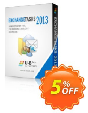 Exchange Tasks 2013 - 100 Mailbox License Coupon, discount Exchange Tasks 2013. Promotion: exclusive deals code of Exchange Tasks 2013 - 100 Mailbox License 2019