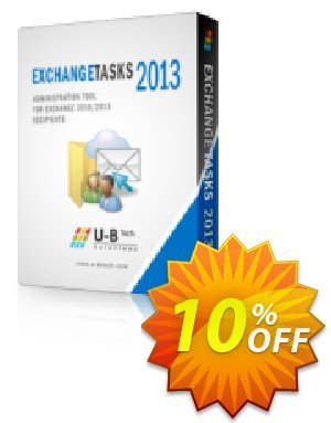 Exchange Tasks 2013 - Unlimited Mailbox License discount coupon Exchange Tasks 2013 - Unlimited Mailbox License awesome promo code 2020 - awesome promo code of Exchange Tasks 2013 - Unlimited Mailbox License 2020