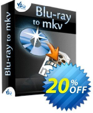 Blu-ray to MKV Coupon, discount Blu-ray to MKV excellent promo code 2020. Promotion: excellent promo code of Blu-ray to MKV 2020