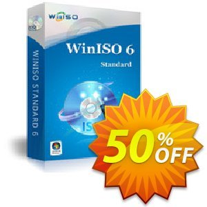 WinISO Standard Coupon, discount Bitsdujour Special. Promotion: exclusive discount code of WinISO Standard 2020