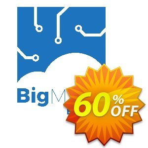 BigMIND Home 500 GB (Yearly) Coupon discount 50% OFF BigMIND Home 500 GB (Yearly) Nov 2019 - Formidable sales code of BigMIND Home 500 GB (Yearly), tested in November 2019