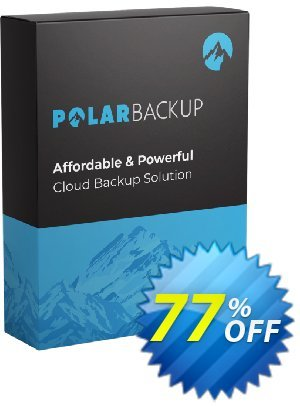 PolarBackup discount coupon 93% OFF PolarBackup, verified - Fearsome deals code of PolarBackup, tested & approved