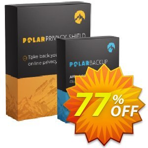 PolarPrivacy Shield 3 Devices + PolarBackup 5TB discount coupon 50% OFF PolarPrivacy Shield 3 Devices + PolarBackup 5TB, verified - Fearsome deals code of PolarPrivacy Shield 3 Devices + PolarBackup 5TB, tested & approved
