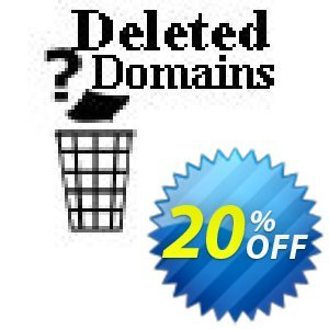 Deleted Domains Checker Script 優惠券,折扣碼 Deleted Domains Checker Script imposing deals code 2019,促銷代碼: imposing deals code of Deleted Domains Checker Script 2019