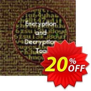Encrypt Decrypt Script 優惠券,折扣碼 Encrypt Decrypt Script amazing discounts code 2019,促銷代碼: amazing discounts code of Encrypt Decrypt Script 2019