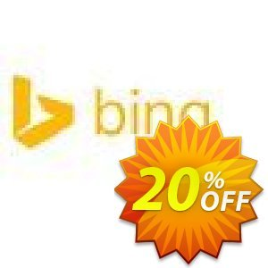 Bing Search Api Script Coupon discount Bing Search Api Script awful offer code 2019. Promotion: awful offer code of Bing Search Api Script 2019