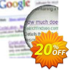 Google Serp Checker Script Coupon, discount Google Serp Checker Script Awful discount code 2021. Promotion: amazing promo code of Google Serp Checker Script 2021