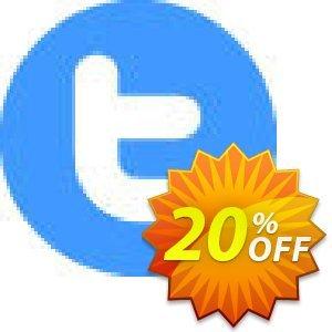 Twitter Auto Image Tweet Api Script Coupon discount Twitter Auto Image Tweet Api Script staggering discounts code 2020. Promotion: staggering discounts code of Twitter Auto Image Tweet Api Script 2020
