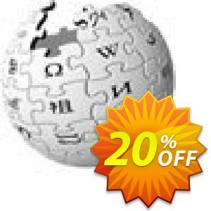 Wikipedia Search Script discounts Wikipedia Search Script super offer code 2019. Promotion: super offer code of Wikipedia Search Script 2019
