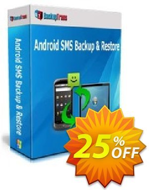 Backuptrans Android SMS Backup & Restore discount coupon Backuptrans Android SMS Backup & Restore (Personal Edition) stirring promotions code 2020 - imposing discounts code of Backuptrans Android SMS Backup & Restore (Personal Edition) 2020