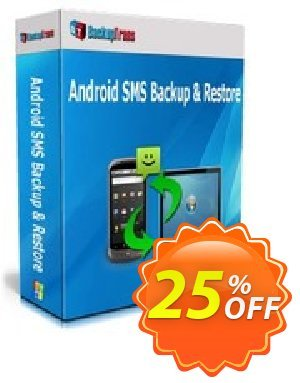 Backuptrans Android SMS Backup & Restore (Family Edition) discount coupon Backuptrans Android SMS Backup & Restore (Family Edition) impressive sales code 2020 - stirring promotions code of Backuptrans Android SMS Backup & Restore (Family Edition) 2020
