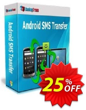 Backuptrans Android SMS Transfer (Family Edition) Coupon discount Backuptrans Android SMS Transfer (Family Edition) dreaded discount code 2019 - fearsome offer code of Backuptrans Android SMS Transfer (Family Edition) 2019
