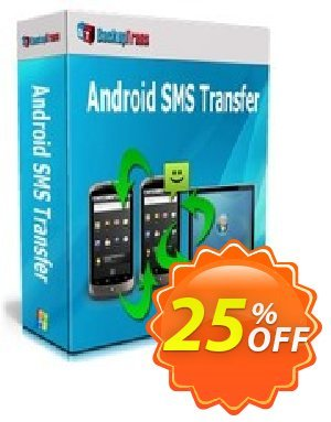Backuptrans Android SMS Transfer (Business Edition) Coupon discount Backuptrans Android SMS Transfer (Business Edition) excellent promo code 2020 - dreaded discount code of Backuptrans Android SMS Transfer (Business Edition) 2020