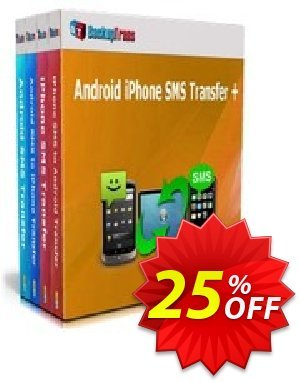 Backuptrans Android iPhone SMS Transfer + (Personal Edition) discount coupon Holiday Deals - exclusive deals code of Backuptrans Android iPhone SMS Transfer + (Personal Edition) 2020