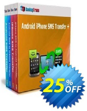 Backuptrans Android iPhone SMS Transfer + (Business Edition) discount coupon Holiday Deals - wonderful discount code of Backuptrans Android iPhone SMS Transfer + (Business Edition) 2020