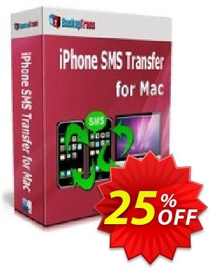 Backuptrans iPhone SMS Transfer for Mac (Business Edition) Coupon discount Backuptrans iPhone SMS Transfer for Mac (Business Edition) fearsome promo code 2019 - formidable discount code of Backuptrans iPhone SMS Transfer for Mac (Business Edition) 2019