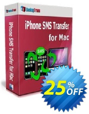 Backuptrans iPhone SMS Transfer for Mac (Family Edition) Coupon discount Backuptrans iPhone SMS Transfer for Mac (Family Edition) dreaded discounts code 2019 - fearsome promo code of Backuptrans iPhone SMS Transfer for Mac (Family Edition) 2019