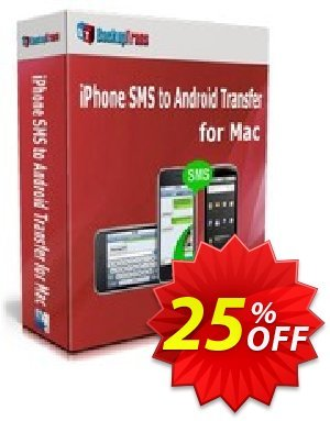 Backuptrans iPhone SMS to Android Transfer for Mac (Business Edition) 프로모션 코드 Backuptrans iPhone SMS to Android Transfer for Mac (Business Edition) wondrous deals code 2020 프로모션: marvelous sales code of Backuptrans iPhone SMS to Android Transfer for Mac (Business Edition) 2020