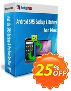 Backuptrans Android SMS Backup & Restore for Mac discount coupon Backuptrans Android SMS Backup & Restore for Mac (Personal Edition) awful discount code 2020 - awful offer code of Backuptrans Android SMS Backup & Restore for Mac (Personal Edition) 2020