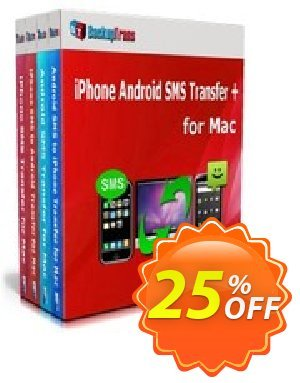 Backuptrans iPhone Android SMS Transfer + for Mac (Business Edition) discount coupon Holiday Deals - fearsome promotions code of Backuptrans iPhone Android SMS Transfer + for Mac (Business Edition) 2020