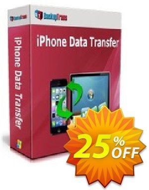 Backuptrans iPhone Data Transfer (Family Edition) Coupon, discount Backuptrans iPhone Data Transfer (Family Edition) stunning promo code 2019. Promotion: amazing discount code of Backuptrans iPhone Data Transfer (Family Edition) 2019