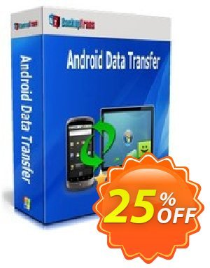 Backuptrans Android Data Transfer (Personal Edition) discount coupon Backuptrans Android Data Transfer (Personal Edition) imposing promotions code 2020 - staggering discounts code of Backuptrans Android Data Transfer (Personal Edition) 2020