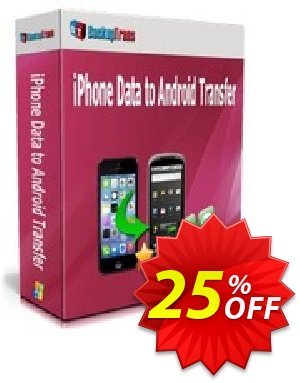 Backuptrans iPhone Data to Android Transfer (Personal Edition) Coupon discount Backuptrans iPhone Data to Android Transfer (Personal Edition) dreaded promo code 2020 - fearsome discount code of Backuptrans iPhone Data to Android Transfer (Personal Edition) 2020
