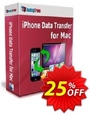 Backuptrans iPhone Data Transfer for Mac (Personal Edition) discount coupon Backuptrans iPhone Data Transfer for Mac (Personal Edition) big promotions code 2020 - best discounts code of Backuptrans iPhone Data Transfer for Mac (Personal Edition) 2020