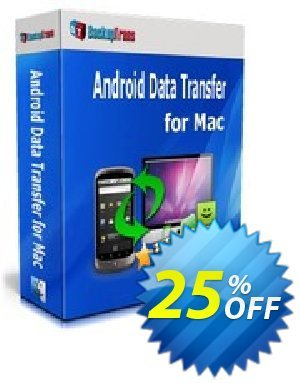 Backuptrans Android Data Transfer for Mac (Business Edition) Coupon discount Backuptrans Android Data Transfer for Mac (Business Edition) wonderful promo code 2019 - awesome discount code of Backuptrans Android Data Transfer for Mac (Business Edition) 2019