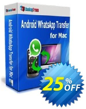 Backuptrans Android WhatsApp Transfer for Mac(Personal Edition) Coupon, discount Backuptrans Android WhatsApp Transfer for Mac(Personal Edition) amazing discounts code 2019. Promotion: wonderful promo code of Backuptrans Android WhatsApp Transfer for Mac(Personal Edition) 2019