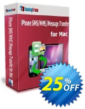 Backuptrans iPhone SMS/MMS/iMessage Transfer for Mac (Family Edition) 優惠券,折扣碼 Backuptrans iPhone SMS/MMS/iMessage Transfer for Mac (Family Edition) special sales code 2020,促銷代碼: hottest promotions code of Backuptrans iPhone SMS/MMS/iMessage Transfer for Mac (Family Edition) 2020