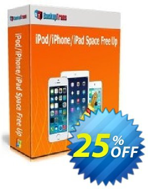 Backuptrans iPod/iPhone/iPad Space Free Up (Family Edition) Coupon discount Backuptrans iPod/iPhone/iPad Space Free Up (Family Edition) special deals code 2019 - hottest sales code of Backuptrans iPod/iPhone/iPad Space Free Up (Family Edition) 2019