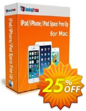 Backuptrans iPod/iPhone/iPad Space Free Up for Mac (Family Edition) Coupon discount Backuptrans iPod/iPhone/iPad Space Free Up for Mac (Family Edition) wonderful promo code 2019 - awesome discount code of Backuptrans iPod/iPhone/iPad Space Free Up for Mac (Family Edition) 2019