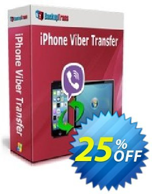 Backuptrans iPhone Viber Transfer (Family Edition) discount coupon Backuptrans iPhone Viber Transfer (Family Edition) big discount code 2020 - best offer code of Backuptrans iPhone Viber Transfer (Family Edition) 2020