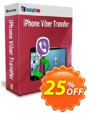 Backuptrans iPhone Viber Transfer (Business Edition) discount coupon Backuptrans iPhone Viber Transfer (Business Edition) special discounts code 2020 - hottest promo code of Backuptrans iPhone Viber Transfer (Business Edition) 2020