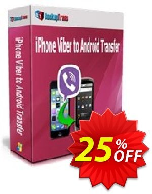 Backuptrans iPhone Viber to Android Transfer (Business Edition) discount coupon Backuptrans iPhone Viber to Android Transfer (Business Edition) excellent discount code 2020 - dreaded offer code of Backuptrans iPhone Viber to Android Transfer (Business Edition) 2020