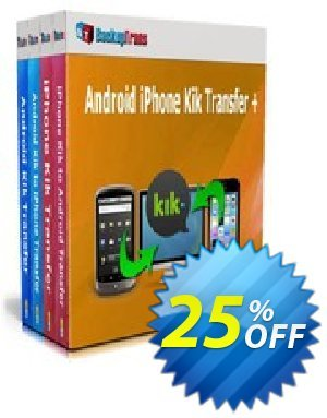 Backuptrans Android iPhone Kik Transfer + (Family Edition) discount coupon Holiday Deals - fearsome sales code of Backuptrans Android iPhone Kik Transfer + (Family Edition) 2020