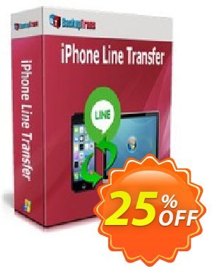 Backuptrans iPhone Line Transfer (Personal Edition) Coupon discount Backuptrans iPhone Line Transfer (Personal Edition) best offer code 2020 - super deals code of Backuptrans iPhone Line Transfer (Personal Edition) 2020