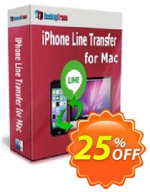 Backuptrans iPhone Line Transfer for Mac (Family Edition) Coupon discount Backuptrans iPhone Line Transfer for Mac (Family Edition) exclusive promotions code 2020 - special discounts code of Backuptrans iPhone Line Transfer for Mac (Family Edition) 2020