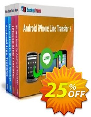 Backuptrans Android iPhone Line Transfer +(Personal Edition) discount coupon Holiday Deals - fearsome offer code of Backuptrans Android iPhone Line Transfer +(Personal Edition) 2020