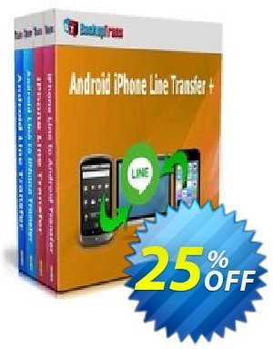 Backuptrans Android iPhone Line Transfer plus (Family Edition) discount coupon Holiday Deals - dreaded discount code of Backuptrans Android iPhone Line Transfer +(Family Edition) 2020